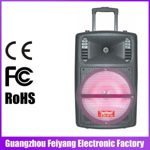Feiyang/Temeisheng/Kvg Rechaergeble Cheap Lound Bluetooth Speaker with Trolley----F78d pictures & photos