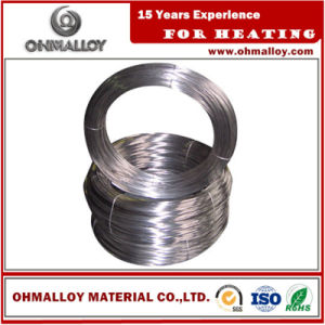 Nicr60/15 Nichrome Thermo-Electric Alloys Wire High-Resistivity Nickel-Chromium Alloys for Use up to 1100c pictures & photos