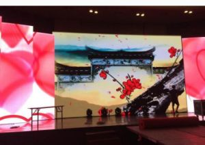 P4.81 High Brightness Indoor Rental Full Color LED Display Panel pictures & photos