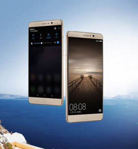 Free Shipping Mate 9 6.0 Inch Mtk6580 4G Quad Core High-Definition Picture to Unlock The Phone Android 6.0 1GB Memory 8grom Smart Cellphone pictures & photos