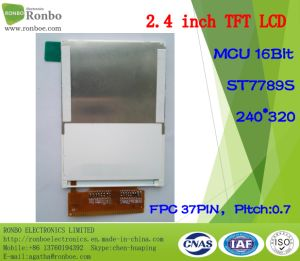 2.4 Inch 240*320 MCU 8/16bit 37pin TFT LCD Panel pictures & photos
