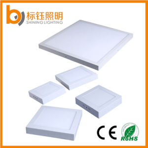 172*172mm Die Casting Aluminum Home Lamp Slim LED Panel Ceiling Light 12W pictures & photos