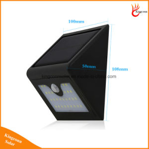 Outdoor Motion Sensor Lamp Solar Garden Light pictures & photos