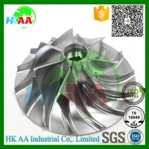 Ts16949 Certified Turbocharger Impeller, OEM Aluminum Turbocharger Compressor Impeller pictures & photos