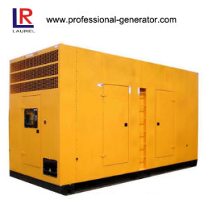 Super Silent 15kVA Diesel Generator with Perkins Engine pictures & photos