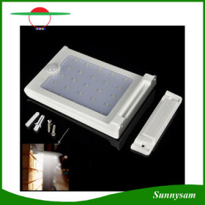 25 LED Wireless Super Bright Solar Power Outdoor Security Motion Sensor Light for Patio Deck Yard Garden Wall Pathway pictures & photos