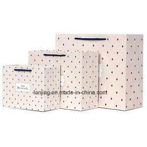 Wholesale Recycle Custom Paper Bags Kraft Paper Bag, Paper Shopping Bag pictures & photos