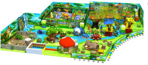 Kids Favorite Customized Commercial Indoor Playground From Kaiqi Play pictures & photos