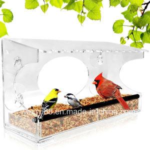 New Acrylic Window Bird Feeder pictures & photos