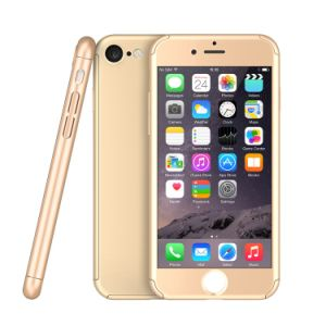 Guangzhou Mobile Phone Shell Plastic 360 Tempered Glass Screen Cell Phone Case for iPhone 6 7 7 Plus pictures & photos