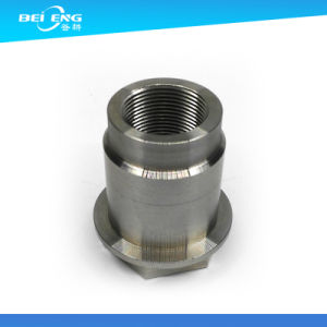 Customized CNC Machined Ss303 Hex Head Cap Coupler China Manufacturer pictures & photos