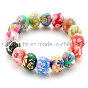 Wholesale Clay Beads Bracelet Jewelry for Men and Women pictures & photos