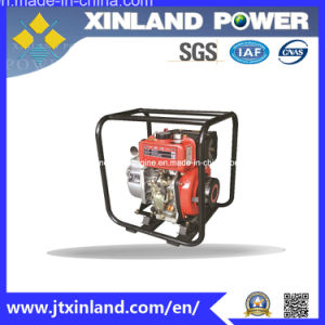 Horizontal Air Cooled 4-Stroke Diesel Engine L80c for Machinery pictures & photos