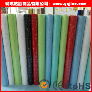 High Glossy Laminate PVC Decorative Window Glass Film/PVC Glass Film pictures & photos