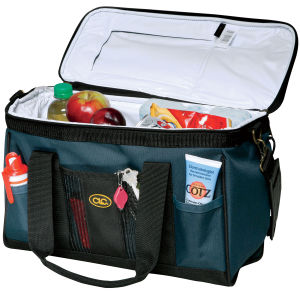 Custom Food Portable Folding Picnic Insulated Lunch Cooler Bag pictures & photos