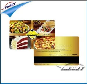 125kHz Printing Proximity Business Card Use as The Membership Card and Bus Card pictures & photos