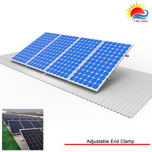 Flat Roof Solar Mounting System for Anodised Aluminum pictures & photos
