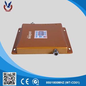 Dual Band 850/1800MHz 4G Lte Mobile Phone Signal Amplifier pictures & photos