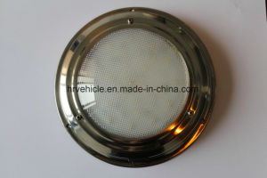 7 Inch LED Dome Light RV Marine pictures & photos