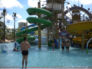 Aqua Park Water Slide for Sale (ZC/WS/TH-03) pictures & photos