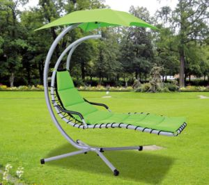 Garden Swing with Double Drinking Holder pictures & photos