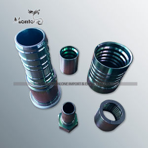 Adapter & Pipe Fittings & Hydraulic Hose Fittings pictures & photos