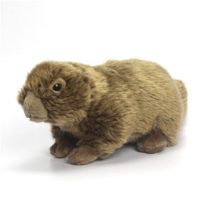Stuffed Plush Beaver Dog Toy pictures & photos