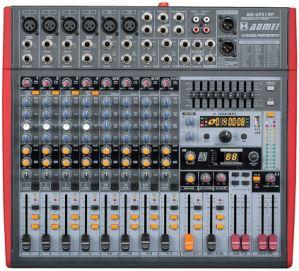 Pouplar Design Powered Mixer Am-Ufx8p Series Professional Amplifier pictures & photos