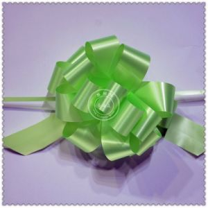 Factory Wholesale Gift Package POM-POM Pull Bow for Wedding pictures & photos