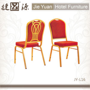 Stacking Aluminum Hotel Restaurant Dining Chair (JY-L16) pictures & photos