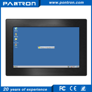 8GB flash 10.1 inch resistive touch screen panel PC pictures & photos