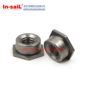 Hexagon Head Inner Thread Self-Clinching Flush Nuts of Sheet Metal pictures & photos