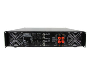 Ka2500 Surper Quality 2u 2 Channel 500watt Amplifier Perfect Power Amplifiers pictures & photos