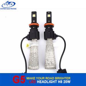 20W 2600lm 6000k Osram Chip H8 H9 H11 H16jp LED Head Light for VW Polo Headlight pictures & photos