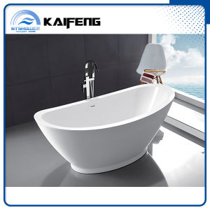 Oval Acrylic Dutch Freestanding Bath Tub (KF-757) pictures & photos