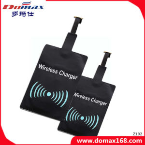 Mobile Phone Qi Wireless Inductive Charger Android Receiver FCC for Android pictures & photos