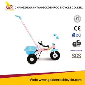 (GL112-2) High Quality children Tricycle with GS pictures & photos