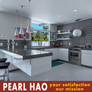 Modern High Gloss Lacquer Kitchen Cabinet pictures & photos