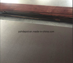 Anti-Slip Brown and Black Film Faced Plywood Without Logo pictures & photos