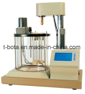 SYD-7305A Automatic Petroleum oils and synthetic fluids Demulsibility Characteristics Tester pictures & photos