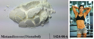 Raw Hormone Powders Methandrostenolone/ Dianabol pictures & photos