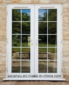 60mm Series Sliding Door Frame UPVC Vinyl Window pictures & photos