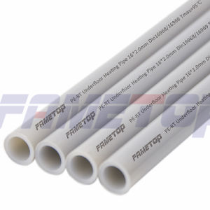 Pert/PE-Rt Pipe for Underfloor Heating Under German Standard pictures & photos