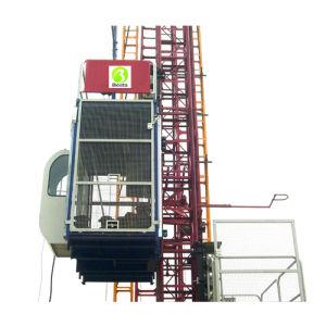 1000kg Construction Hoist for Material pictures & photos