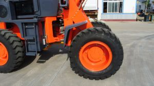 2ton 1m³ Capacity Bucket Middle Size Hydraulic Wheel Loader with 4in1 Bucket pictures & photos