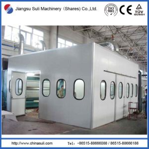 Suli Painting Standard Car Coating Spray Booth Rear Amount pictures & photos
