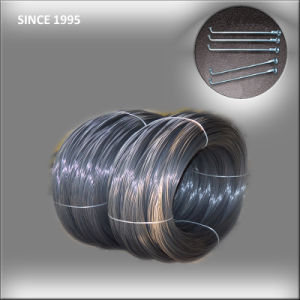 Medium Carbon Steel Wire (40#, 42A, 42B, 45#) pictures & photos