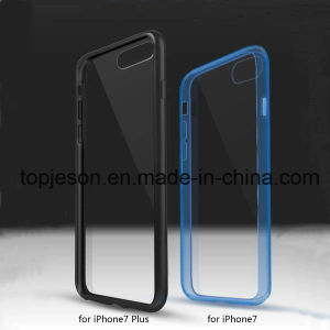 Wholesale High Clear Transparent Soft Case for iPhone 7 pictures & photos