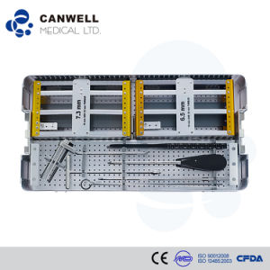 Cannulated Screw Cannus Trauma Screw Orthopedic Implant, Cannulated Screws for Fixation pictures & photos
