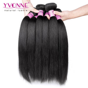 Real Remy Human Hair Top Grade Brazilian Virgin Hair pictures & photos